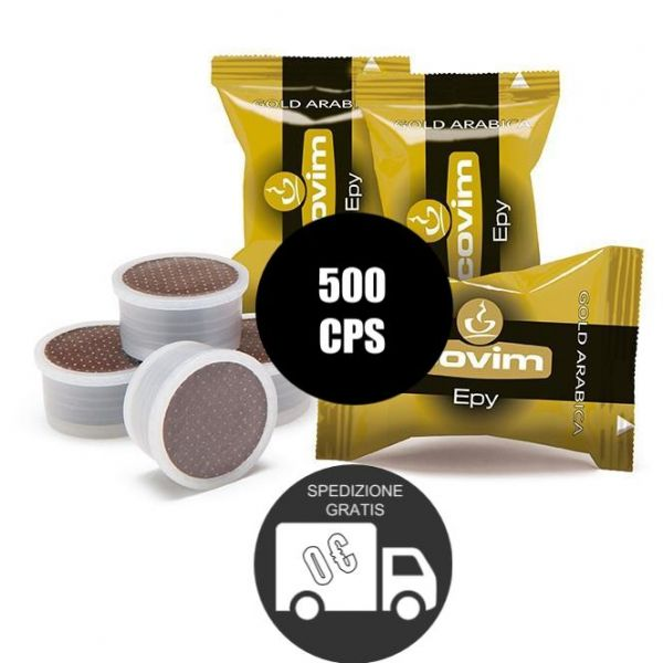 GOLD 500 CPS Covim Lavazza Point