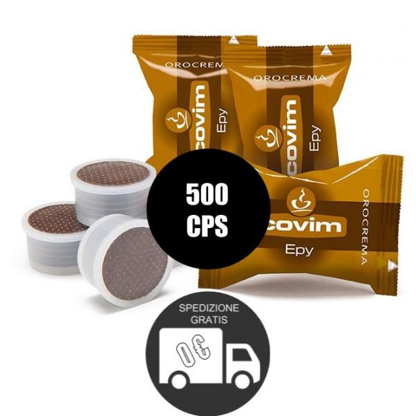 OROCREMA 500 CPS Covim Lavazza Point