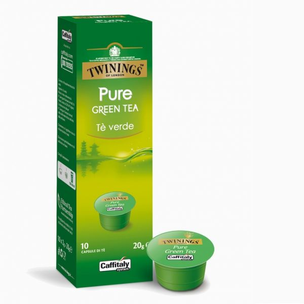 PURE GREEN TEA 10 CPS