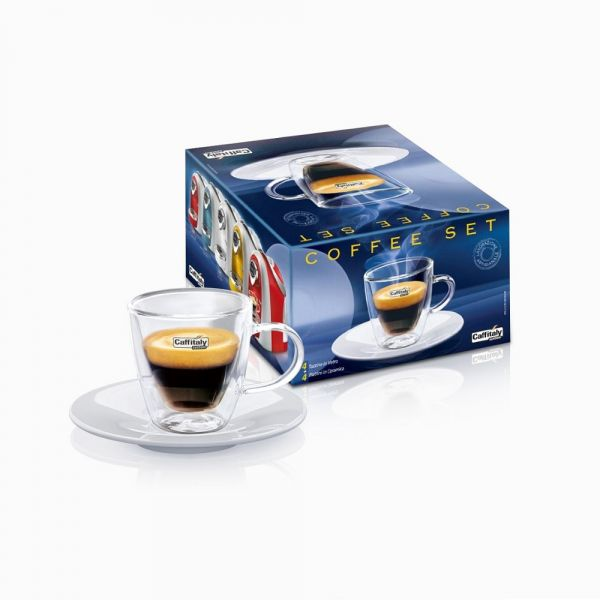 SET 4 TAZZINE BY CAFFITALY